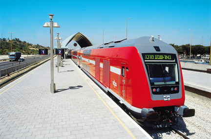 Transporte em Israel