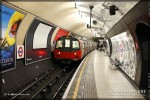 Metro de Londres - Northern Line - Charing Cross